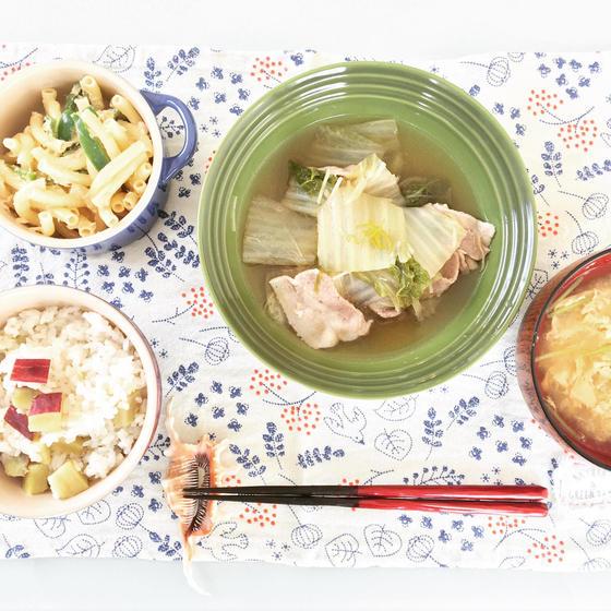 はじめてのお料理クラス(冬)②