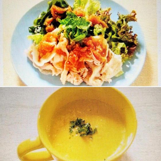 夕飯はコレで決まり!の2品♬簡単時短の夏レシピ①