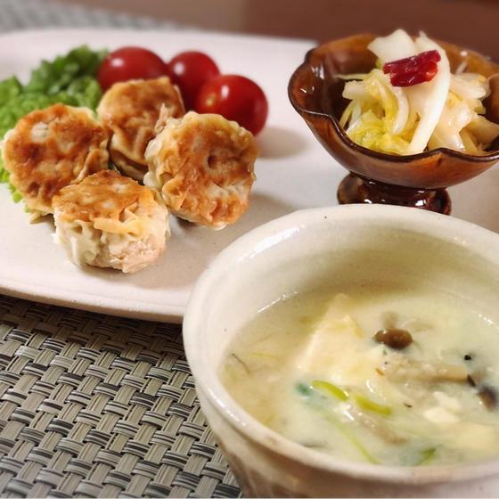 【オンライン】簡単ご飯・お豆腐1丁使い切り