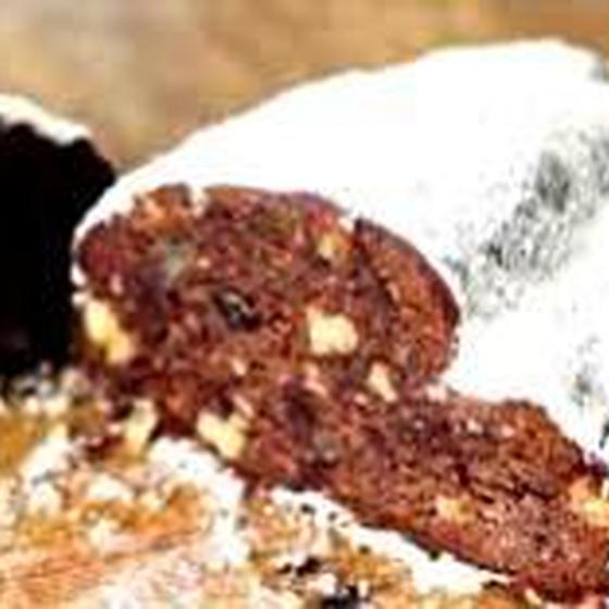 ショコラシュトレン&豆乳のパンドミ