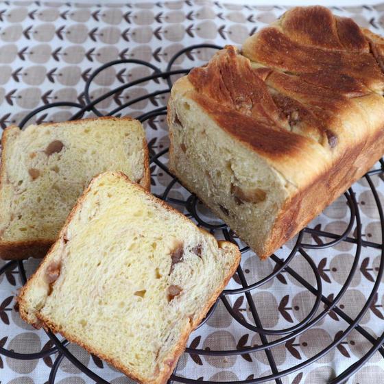 リッチマロンのブリオッシュ食パン