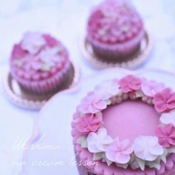 可愛い和風ケーキの作り方