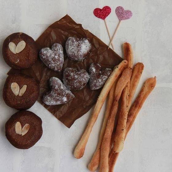 バレンタインレッスン おうちパン講座