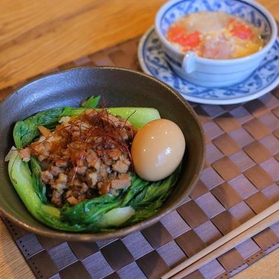 (中止)人気の台湾料理 ルーローハンとパイナップルケーキ