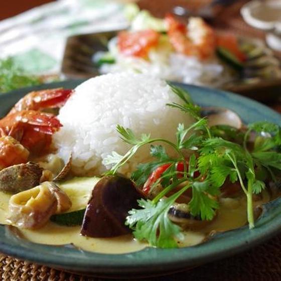 夏に食べたいエスニック料理