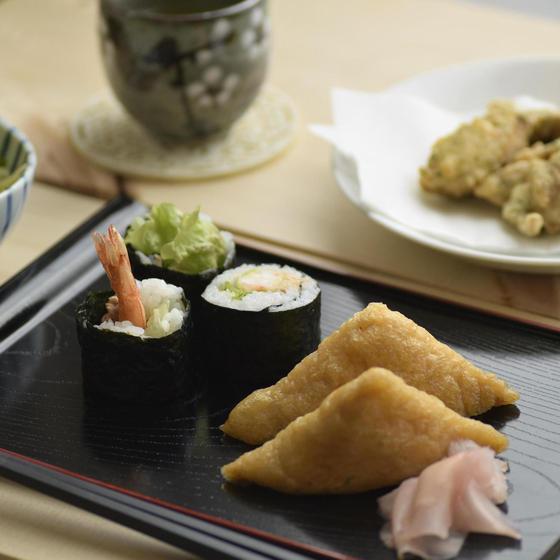 1月B「お寿司でニューイヤーパーティー」