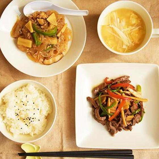 3月Bメニュー ~ご飯がすすむ中華~