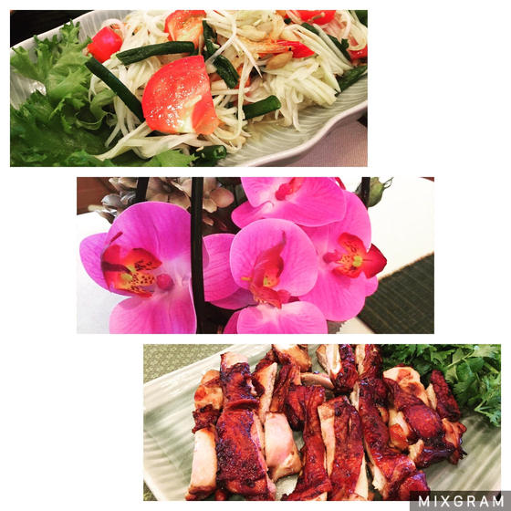 5月のタイ料理