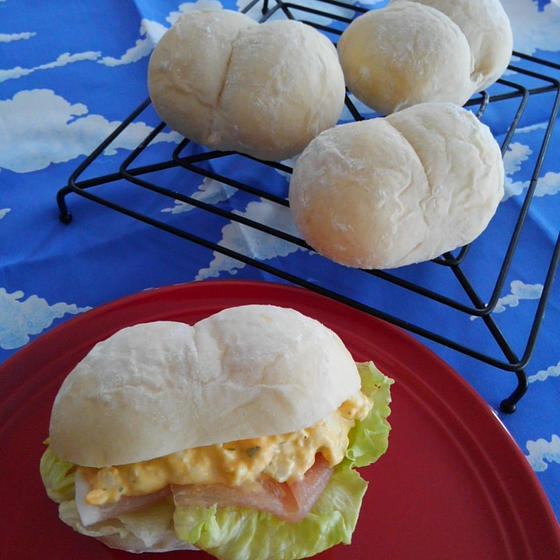 ハイジの白パン(1-day lesson)