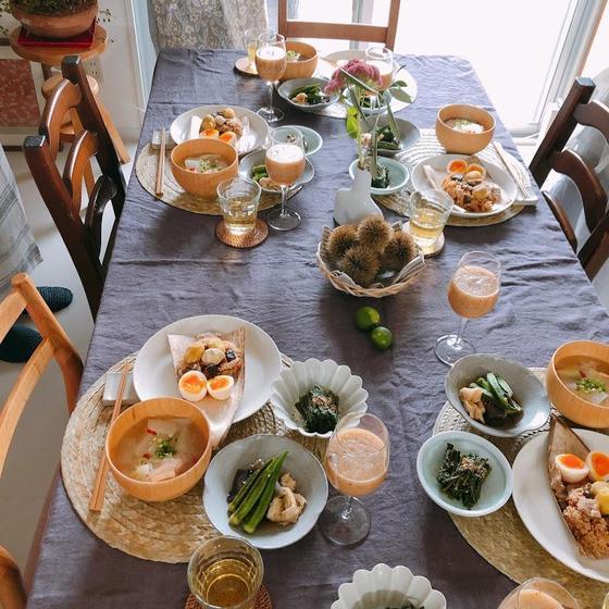 野菜のごはん・果物のおやつ ~長月の和食レッスン~