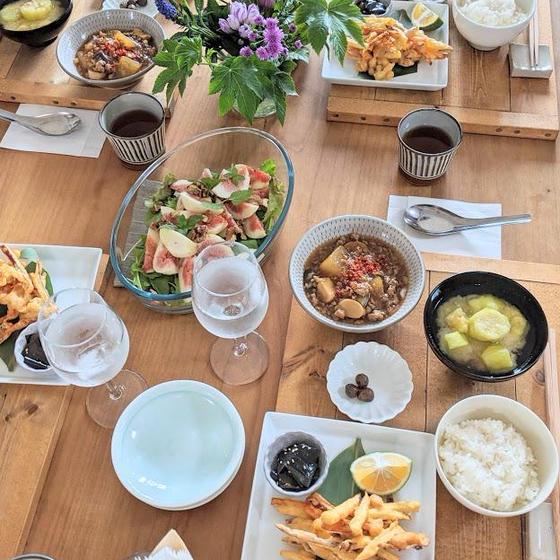 【レシピ+サポートあり】長月の和食レッスン