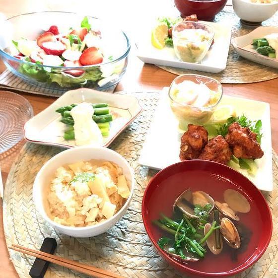 春の和食レッスン