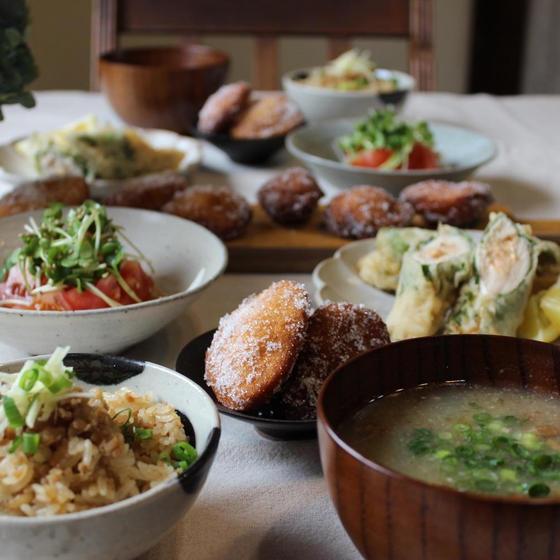 おうちde基本の和食☺︎ (ボンマークキッチン)
