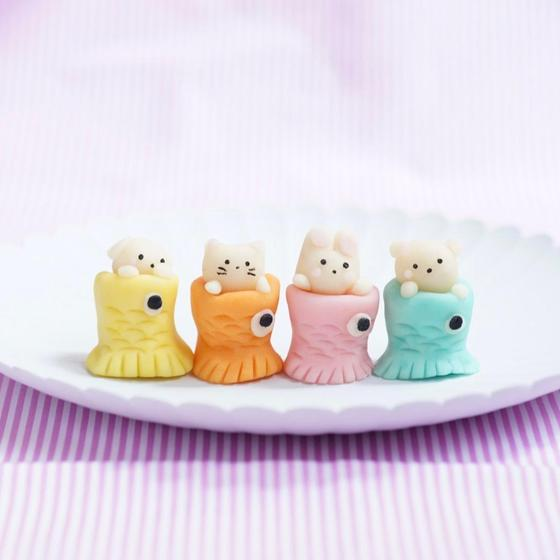 季節の和菓子「こいのぼり」の練り切り作り(MAYUMI)