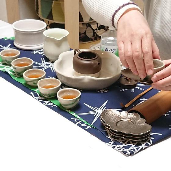 中国茶と和漢ごはん