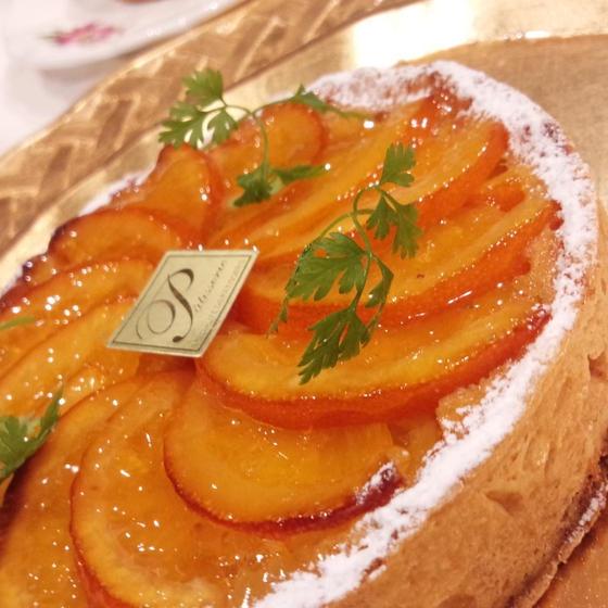 オレンジタルト(お菓子作りはじめての方にお勧めします。)