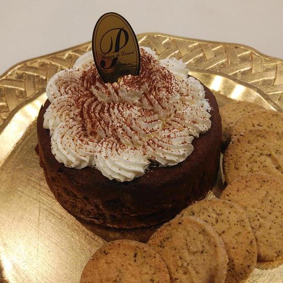 オーストリア風夏のチョコレートケーキと紅茶サブレ