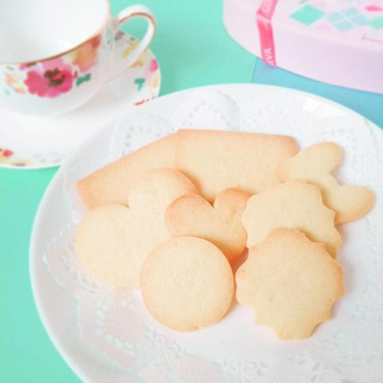 CookieDouxオリジナル♡クッキーの焼き方レッスン