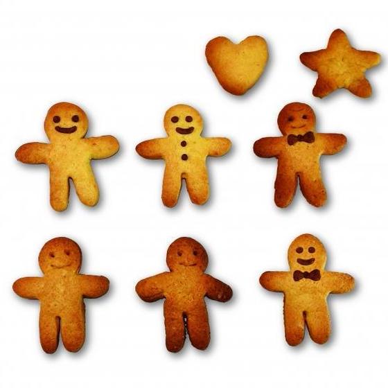 親子クッキング【クリスマスの型抜きクッキーを作ろう!】