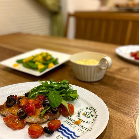 春の不調を考える・自宅で簡単!ほんのりイタリアンな薬膳料理