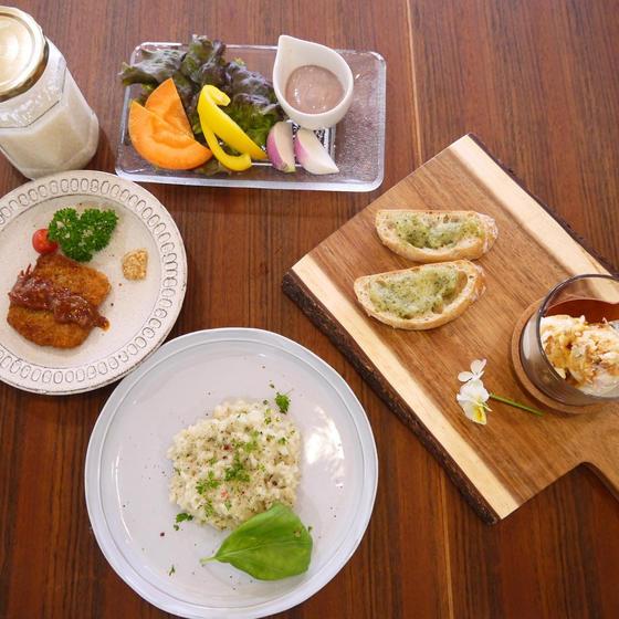 自然栽培旭白米麹の塩麹づくり&活用ヴィーガン料理レッスン
