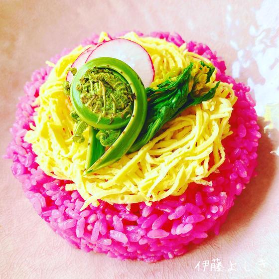 21年5月 日本料理クラス ★春初夏料理を楽しむ★