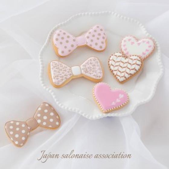 JSAアイシングクッキー認定講師講座  レッスン1