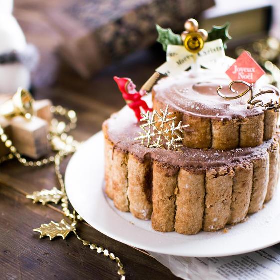 クリスマスケーキ 2020