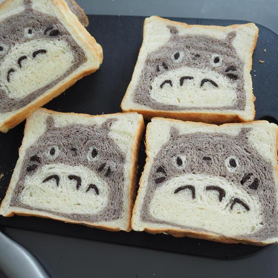 【オンラインレッスン】トトロの食パン