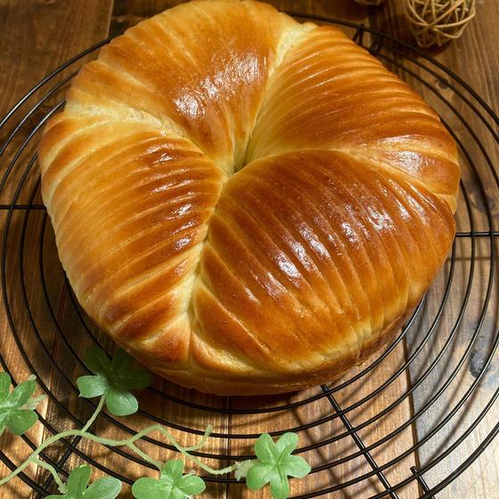 ウールロールと カボチャ蒸しパン
