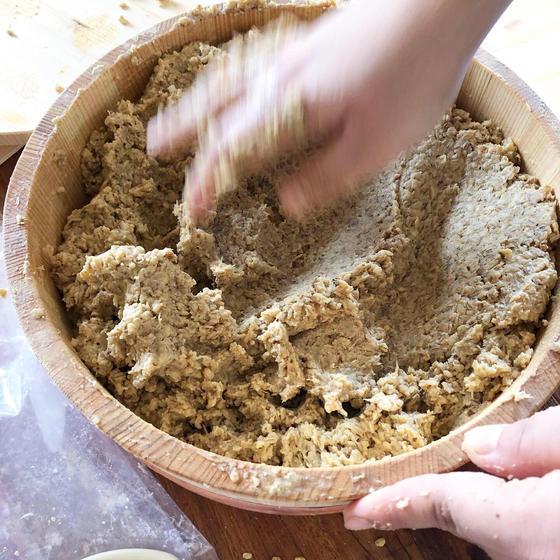 【おひさま発酵ごはんWS】RE:発酵手前味噌の会