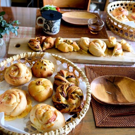 ホシノ丹沢酵母パン教室