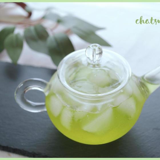 夏に美味しい冷茶の楽しみ方