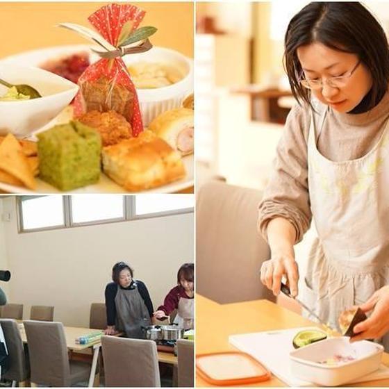 【奈良】月1回・米粉マイスターレギュラー講座 金曜コース