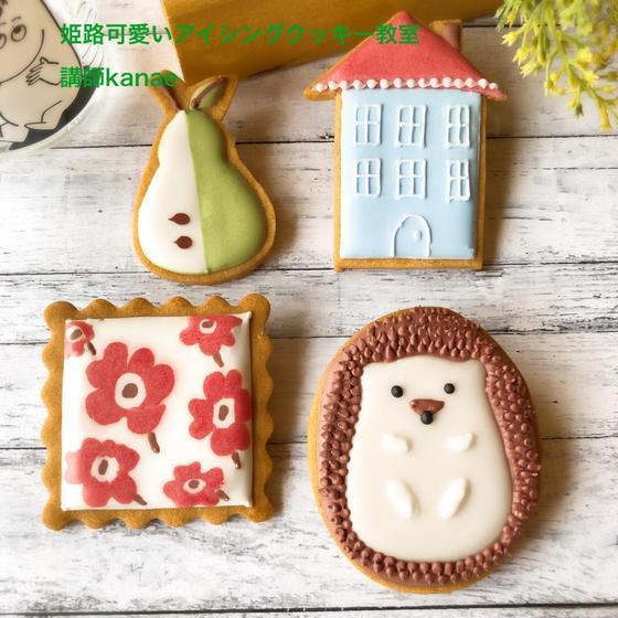 北欧風アイシングクッキーワークショップ