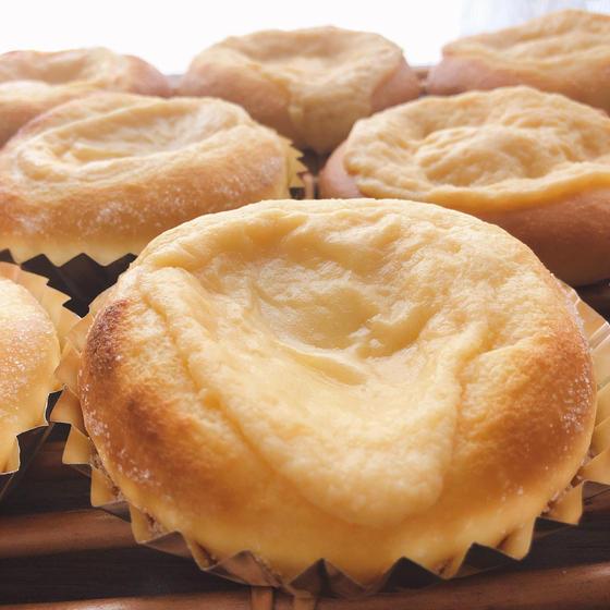 ベイクドチーズパン☆☆