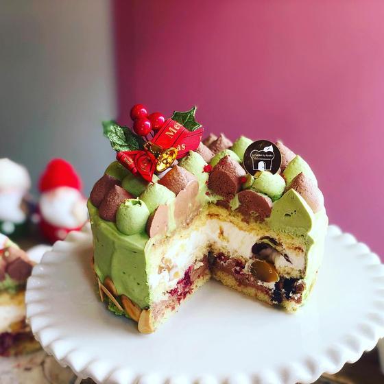 ふわっふわ!スポンジケーキに、マロン、ショコラ、フラン