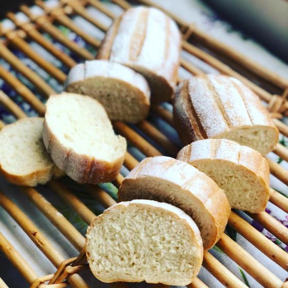 全粒粉、国産小麦、カラダ喜ぶパン作り💕🥖