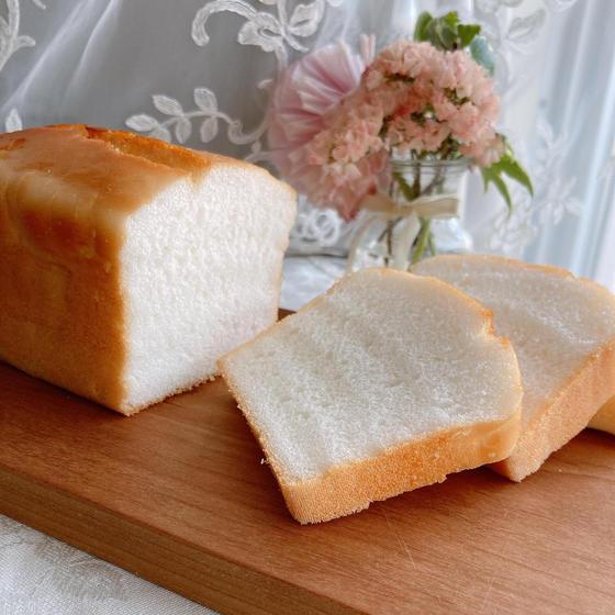 国産米粉で『米粉のミニ食パン』作り【グルテンフリーパン】