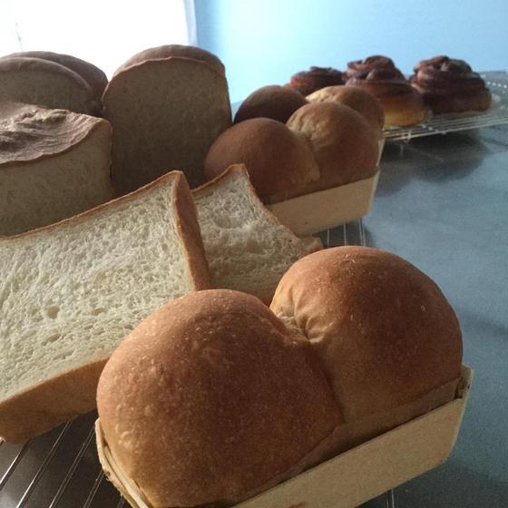 食パン&オレンジパン