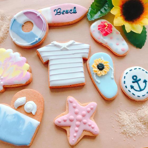 【カフェで開催】アイシングクッキーワークショップ