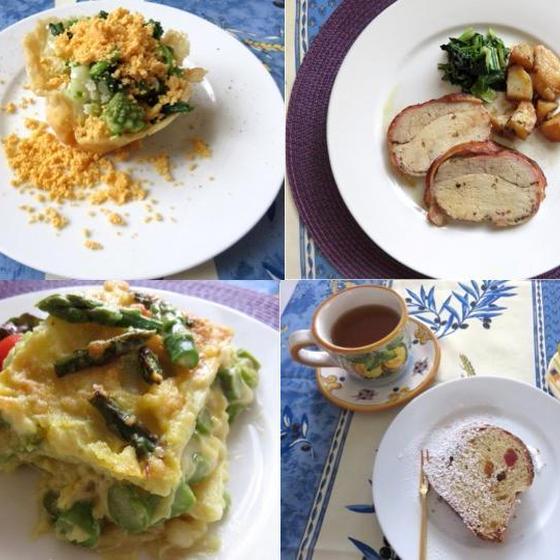 旅するイタリア料理教室 「パパッとオーブン料理」