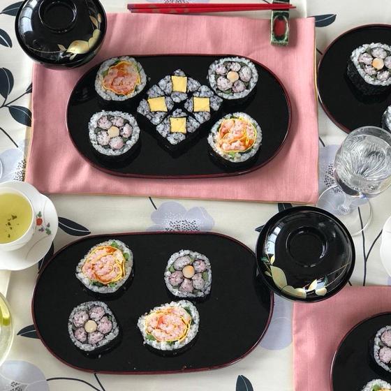 飾り巻き寿司 技能認定講座 3級・2級