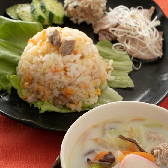 動画【圧力鍋】自家製塩チャーシューと、野菜たっぷりちゃんぽん