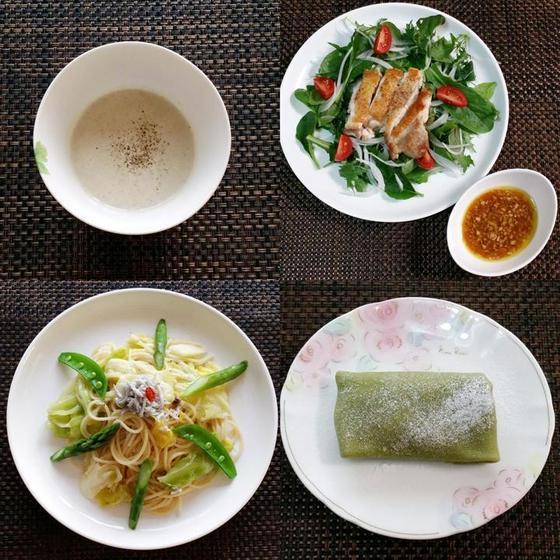 夏野菜たっぷりのイタリアンコース