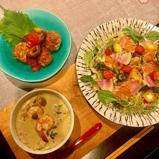 おうちで予防医学☆スーパーフード料理レッスン@Osaka