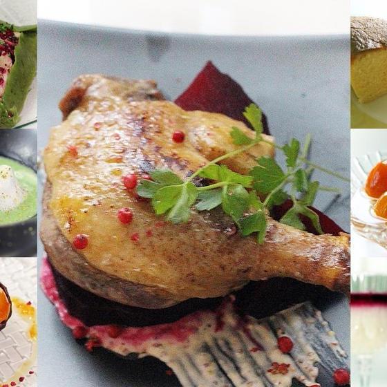 バレンタイン全9品✾骨付き鴨もも肉のコンフィ他🌸お土産付