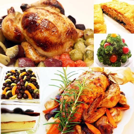 感謝企画★今夜のクリスマス料理を一緒に作りましょう☆全6品