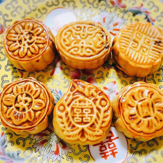 月餅を作りましょう♪ほかに麺料理と簡単な中華風総菜も♪