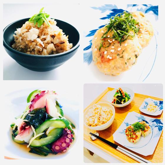 【最終日】冬和食レッスン:鯛めし